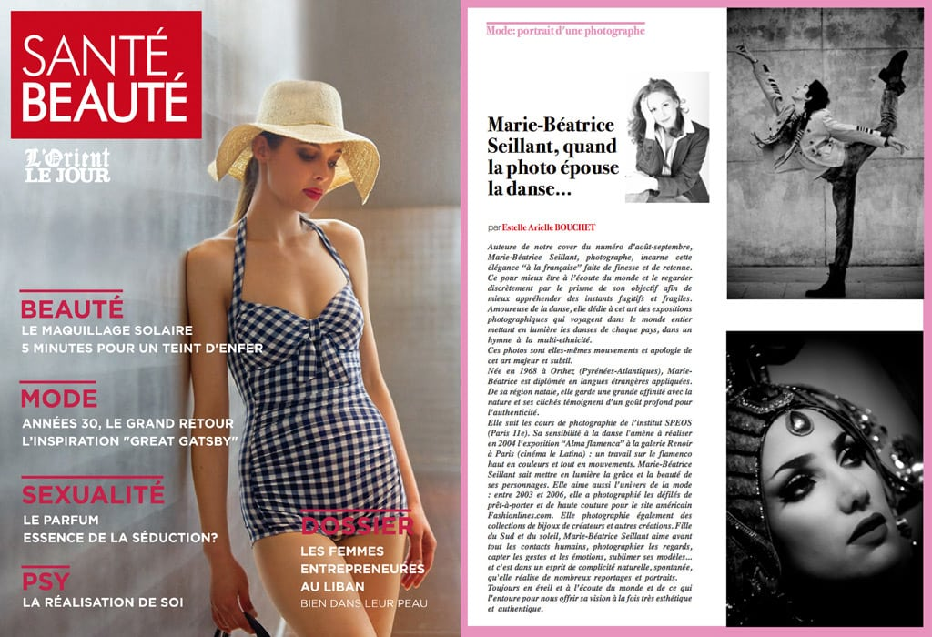 studio Marie B - beautesante